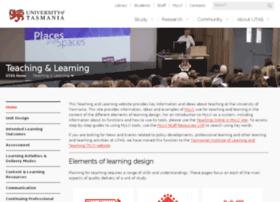 Teaching-learning.utas.edu.au