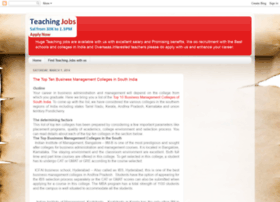 teaching-opportunities.blogspot.in