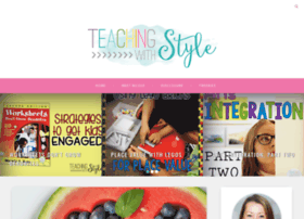 teaching-with-style.com
