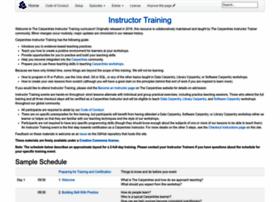 teaching.software-carpentry.org