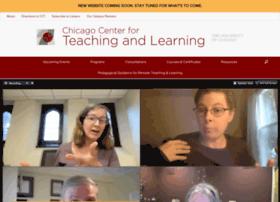 teaching.uchicago.edu