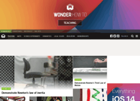 teaching.wonderhowto.com