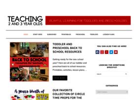 teaching2and3yearolds.blogspot.com