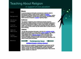 teachingaboutreligion.org