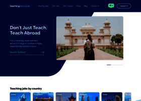teachingabroaddirect.co.uk