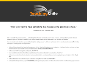 teachingchile.com