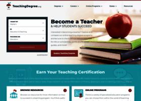 teachingdegree.org