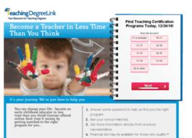 teachingdegreelink.com