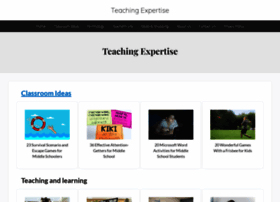teachingexpertise.com