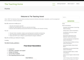 teachinghome.com