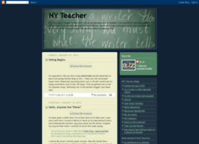 teachinginnyc.blogspot.com