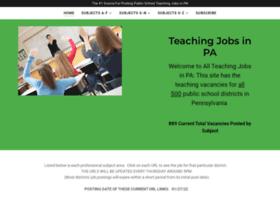 teachinginpa.com