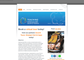 teachingisrael.com
