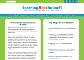 teachingkidsbusiness.com