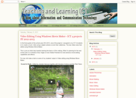 teachinglearningict.blogspot.com