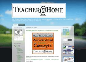 teachinglittleonesathome.blogspot.com
