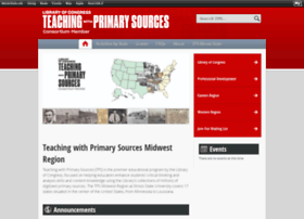 teachingprimarysources.illinoisstate.edu