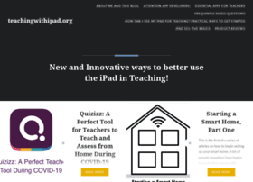 teachingwithipad.org