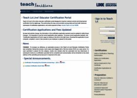 teachlouisiana.net