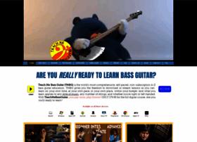 teachmebassguitar.com