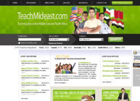 teachmideast.com