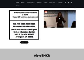 teachnorthkoreanrefugees.org