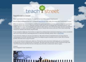 teachstreet.com