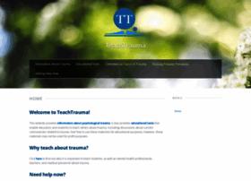 teachtrauma.com