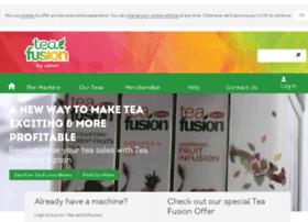 teafusionbylipton.co.uk