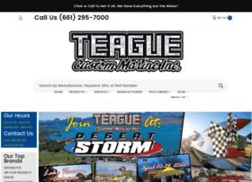 teaguecustommarine.com