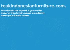 teakindonesianfurniture.com