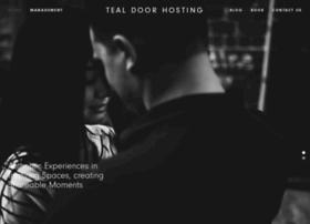 tealdoorhosting.com