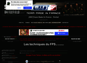 team-mif-bf2.bbactif.com