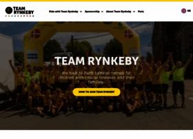team-rynkeby.com