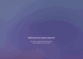 team-store.fr