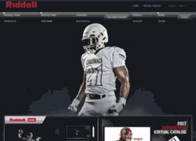 team.riddell.com