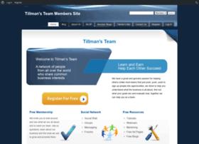 team.tillmanssite.com