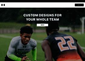 team.underarmour.com