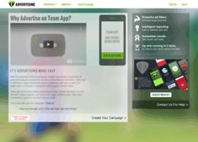 teamappadvertising-staging.herokuapp.com
