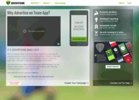 teamappadvertising.com