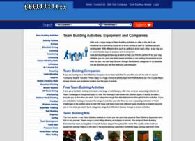 teambuildingactivities.org.uk