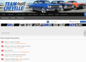 teamchevelle.com