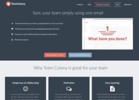 teamcolony.com