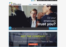 teamexcellencesurveys.com