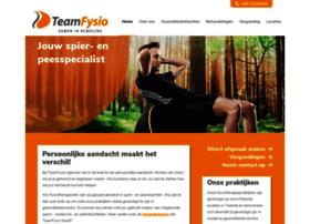 teamfysio.nl
