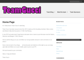 teamgucciblog.rcracingparts.co.uk