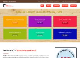 teaminternational.org.in
