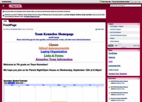 teamkennebec.pbworks.com
