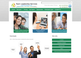 teamleadershipservices.com