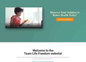 teamlifefreedom.com